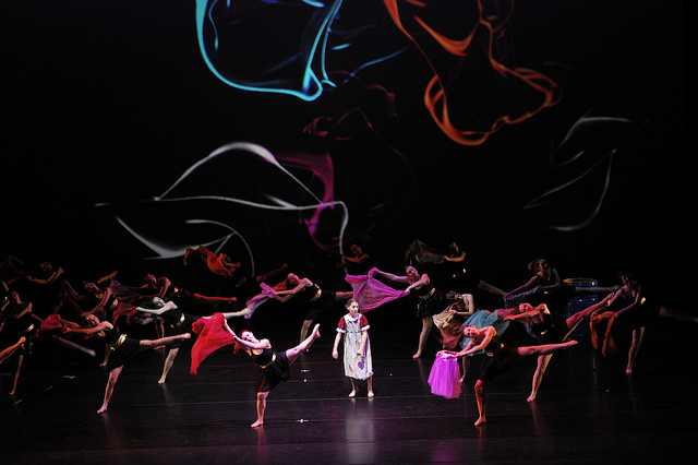 Bailar la Vida, Vivir el Baile