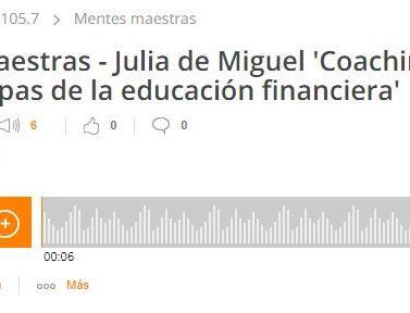 Julia de Miguel_Mentes Maestras