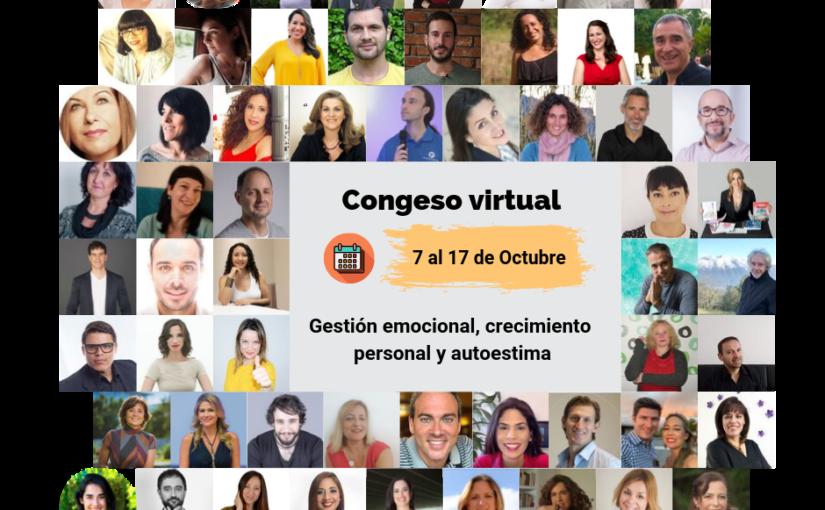 Conciencia Emocional: Mi participación en el II Congreso Internacional Online GECREA